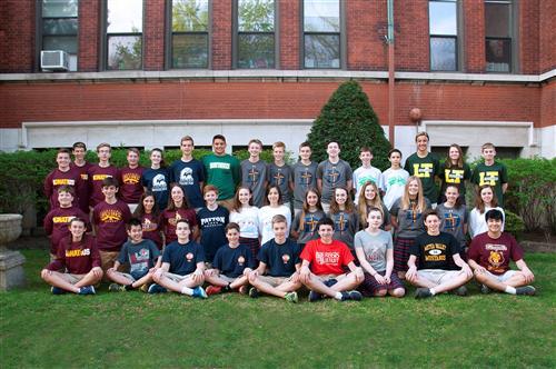 Class of 2016